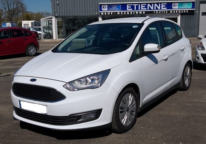 Ford C-MAX 1.5TDCI BUSINESS NAV 95CV - Image 1