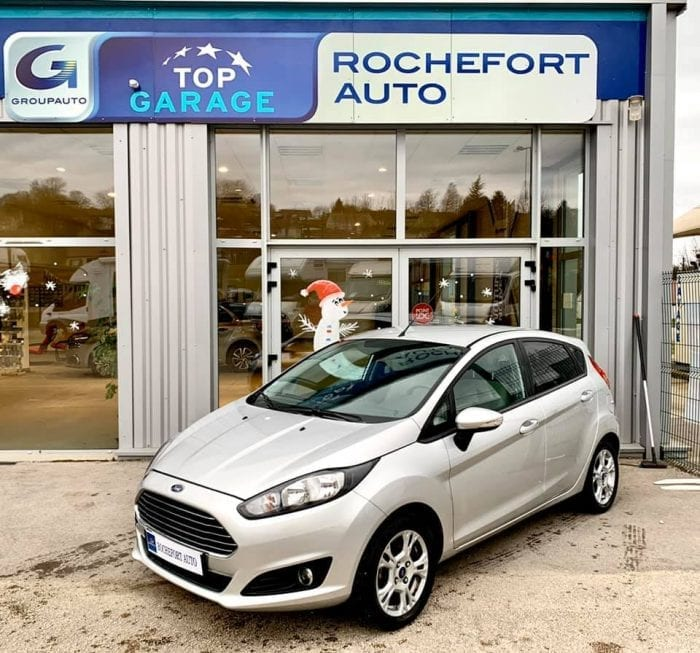 Ford FIESTA 1.2 60CH TREND - Image 1