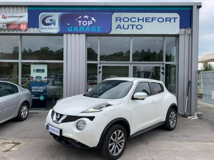Nissan JUKE 1.5 DCI 110CH CONNECT EDITION - Image 1