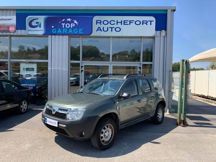 Dacia DUSTER 1.6 16V 105CH GPL AMBIANCE 4X2 - Image 1