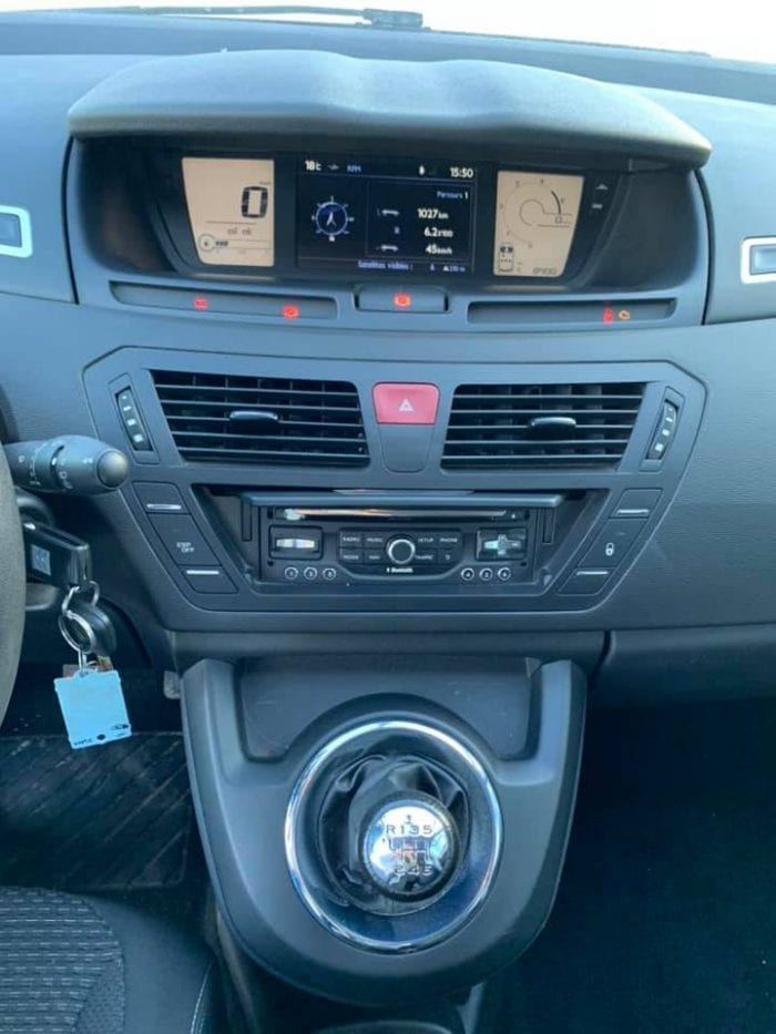 Citroen C.4 PICASSO 1.6 HDI 110 MUSIC TOUCH - Image 11