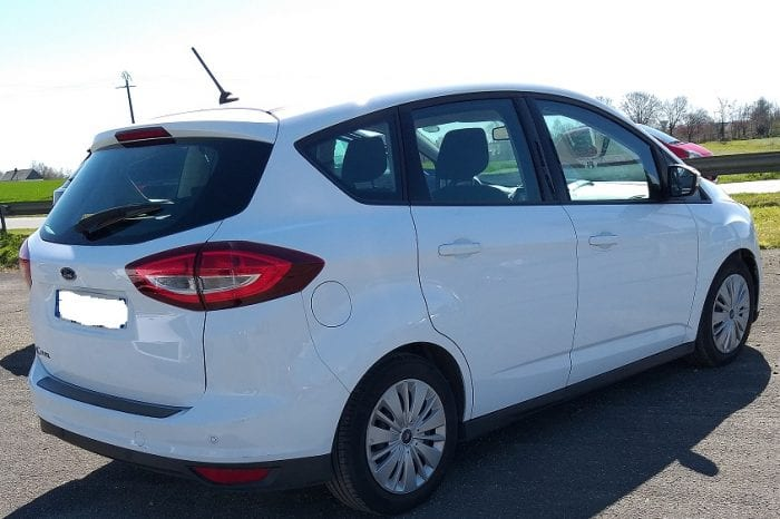 Ford C-MAX 1.5TDCI BUSINESS NAV 95CV - Image 2