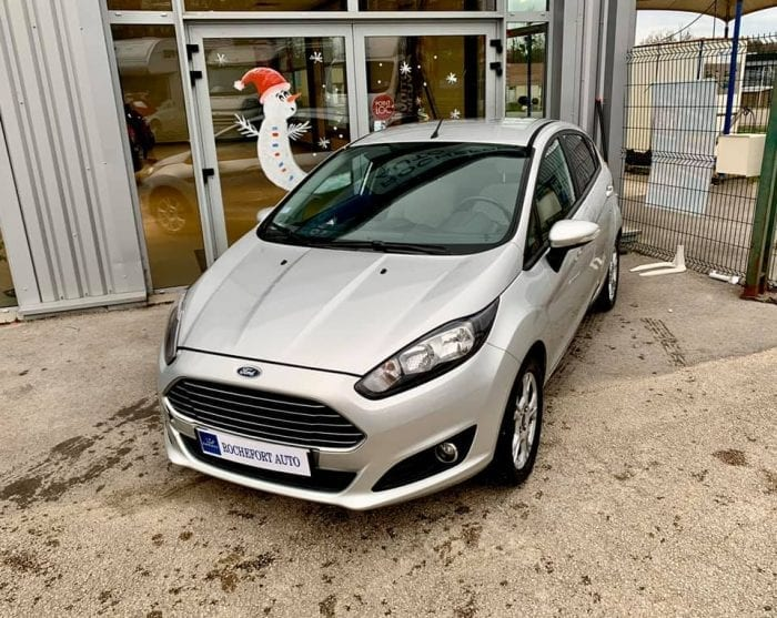Ford FIESTA 1.2 60CH TREND - Image 2
