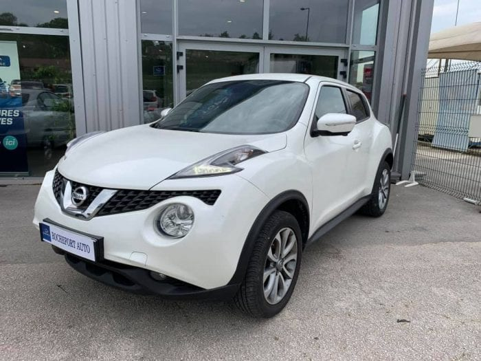 Nissan JUKE 1.5 DCI 110CH CONNECT EDITION - Image 2