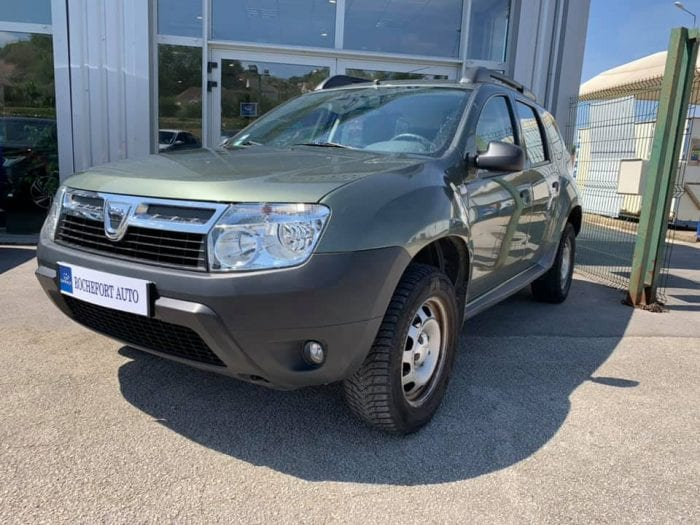 Dacia DUSTER 1.6 16V 105CH GPL AMBIANCE 4X2 - Image 2