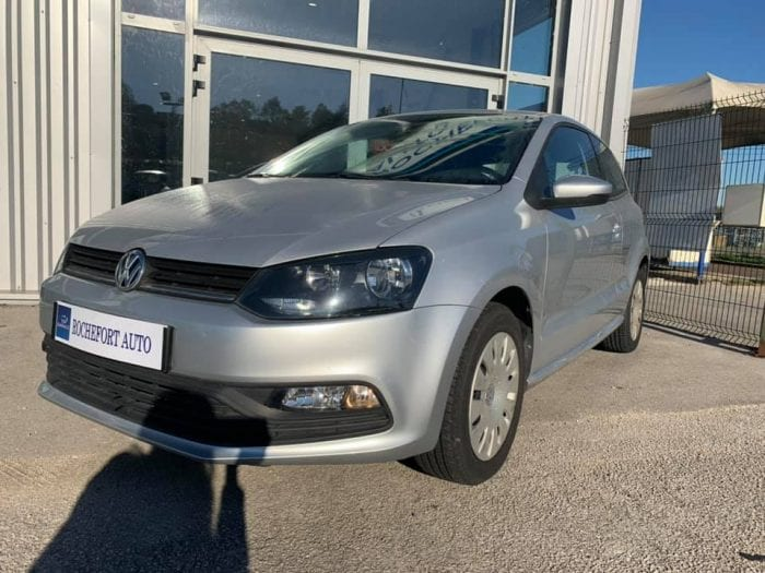 Volkswagen POLO 1.4 TDI 75CH BLUEMOTION TECHNOLOGY TRENDLINE BUSINESS 3P - Image 2
