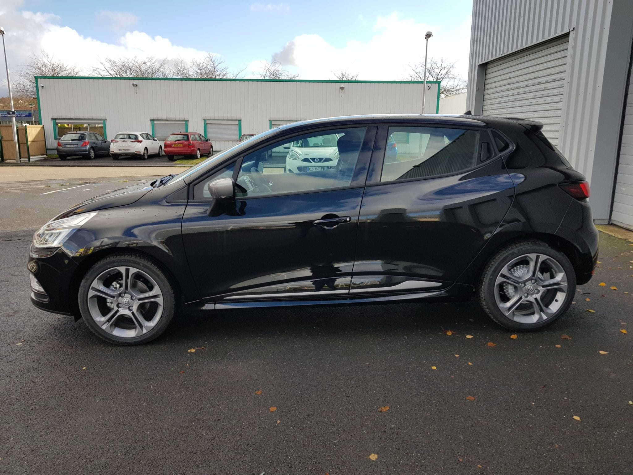 RENAULT NV CLIO 4 TCE 90 ENERGY GT-LINE - Image 1