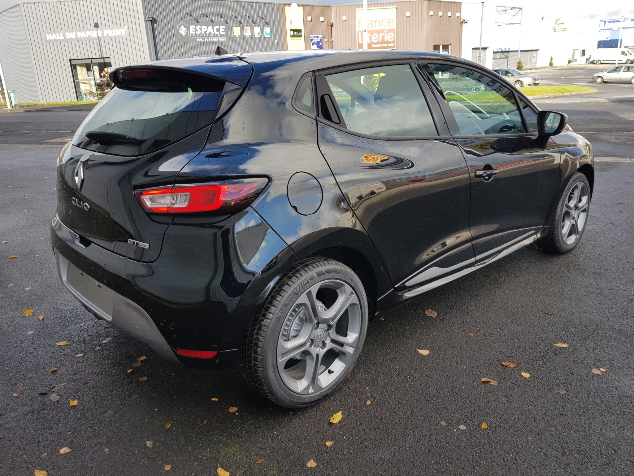 RENAULT NV CLIO 4 TCE 90 ENERGY GT-LINE - Image 2