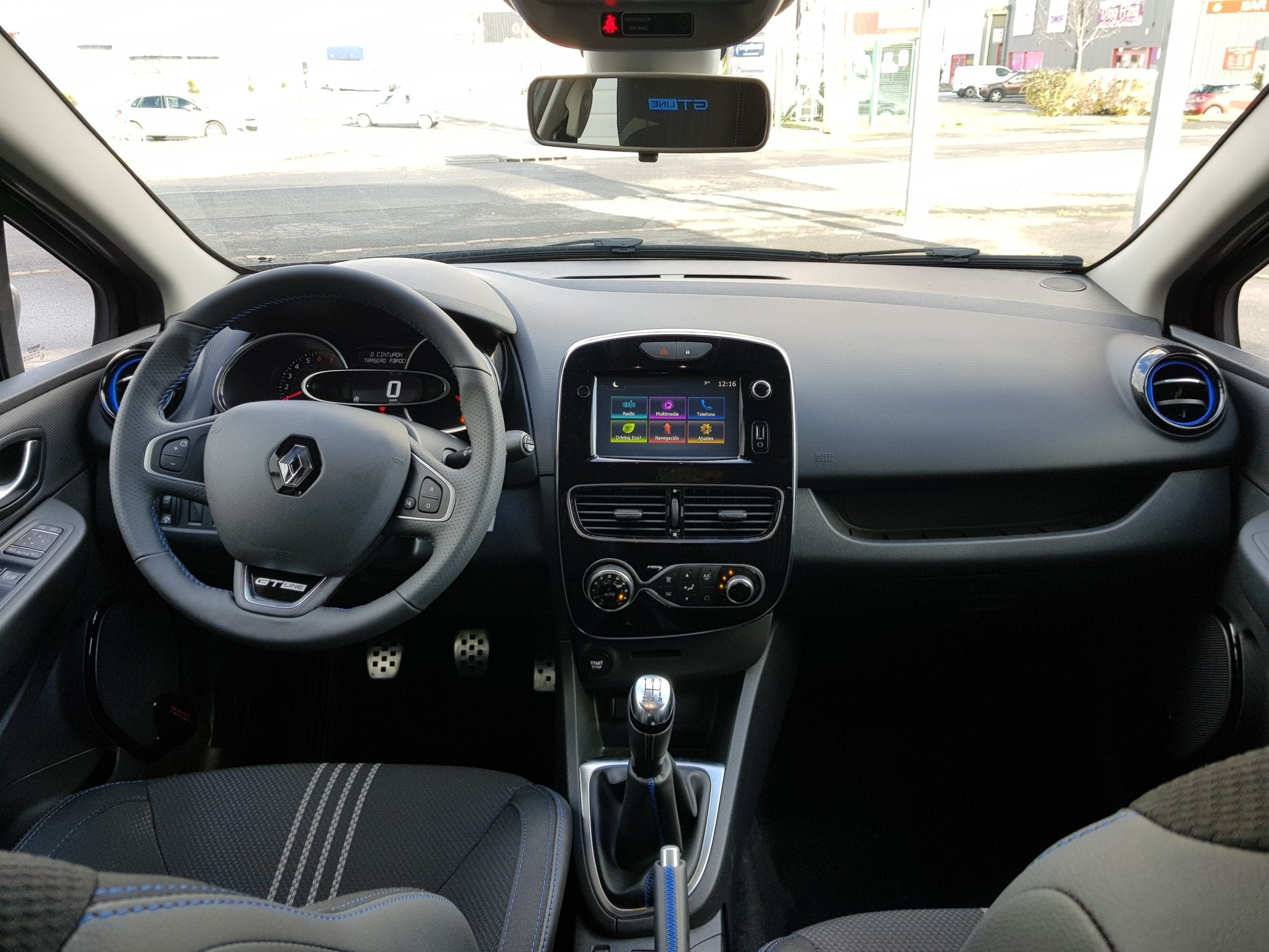 RENAULT NV CLIO 4 TCE 90 ENERGY GT-LINE - Image 5
