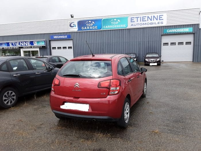 Citroen C3 1.4 HDI AIRDREAMCONFORT 70 CV - Image 2