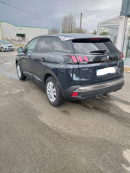 Peugeot 3008 II 1.5BLUEHDI ACTIVE BUSINESS 130 CV EAT8 - Image 3