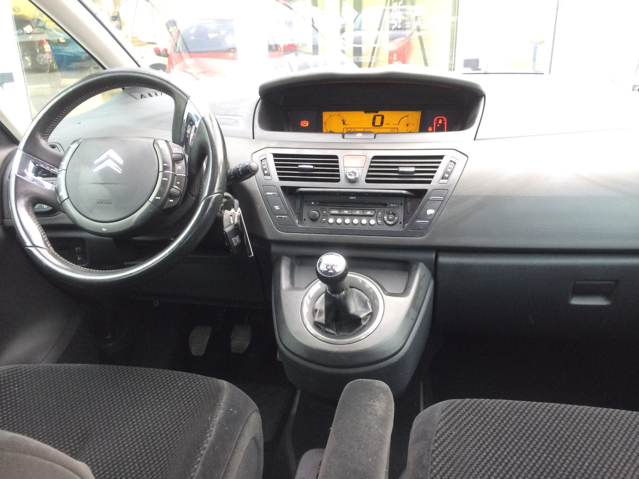 CITROEN C4 PICASSO 1.6 HDI 110 PACK AMBIANCE - Image 4