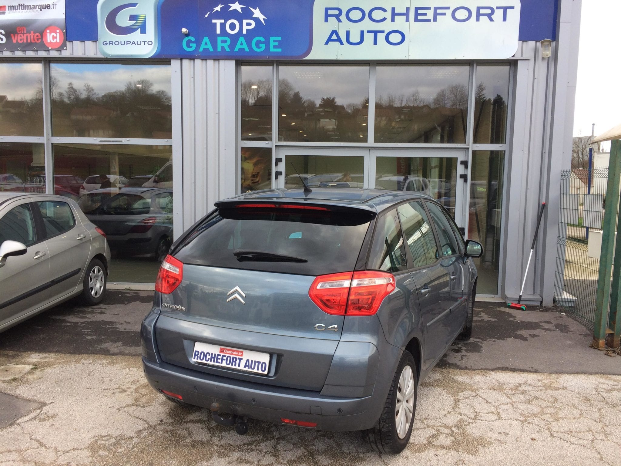 CITROEN C4 PICASSO 1.6 HDI 110 PACK AMBIANCE - Image 3