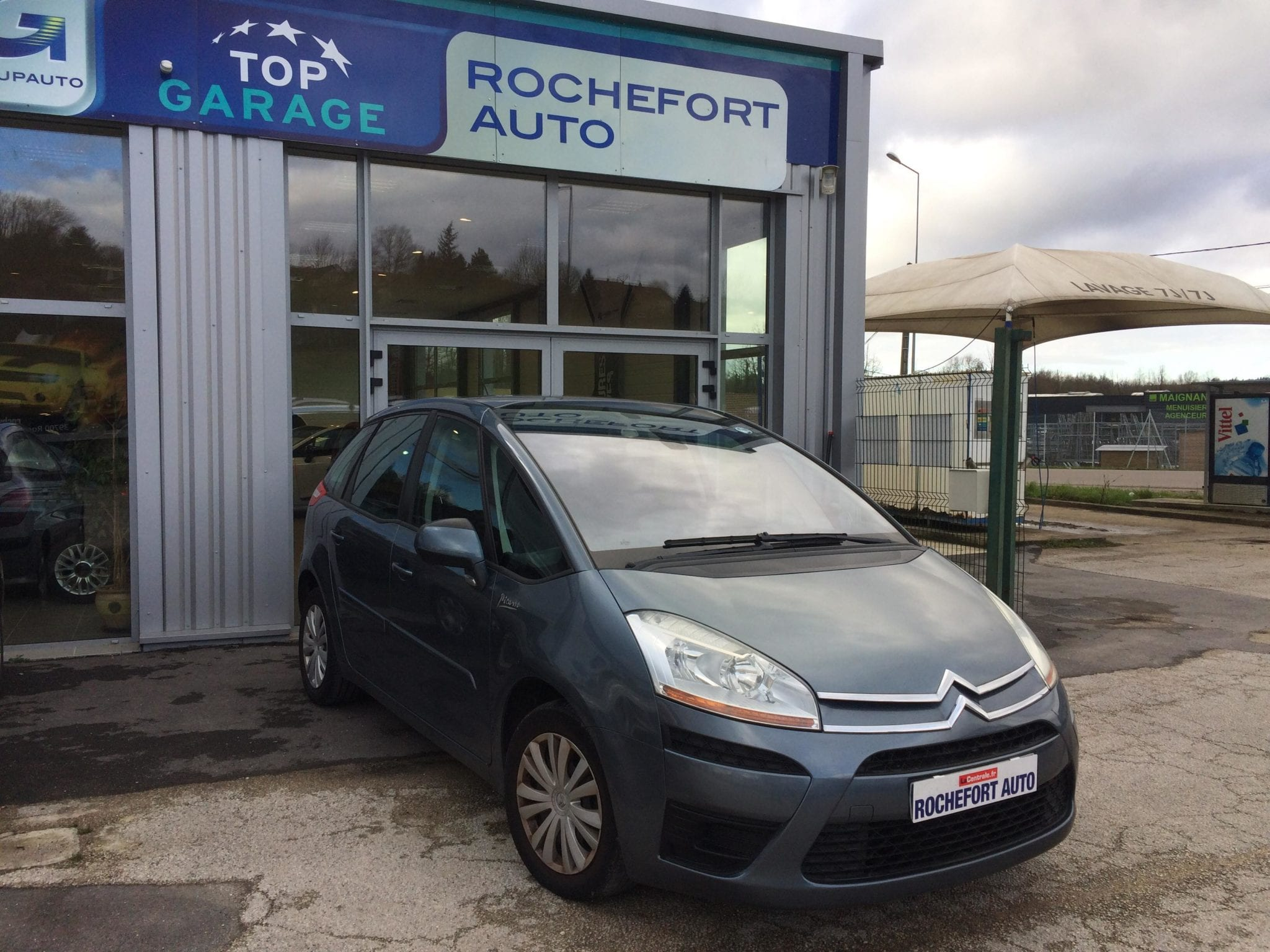 CITROEN C4 PICASSO 1.6 HDI 110 PACK AMBIANCE - Image 2