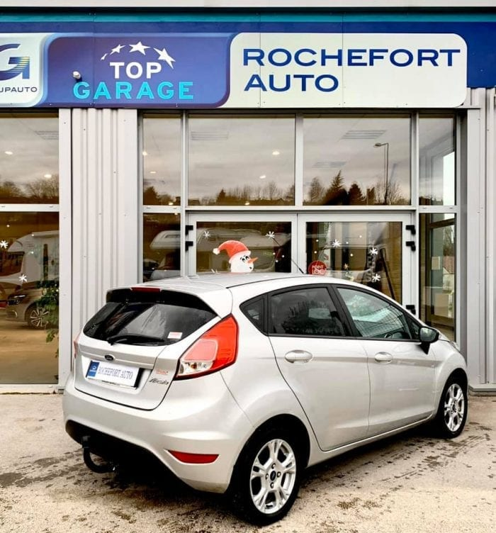 Ford FIESTA 1.2 60CH TREND - Image 4