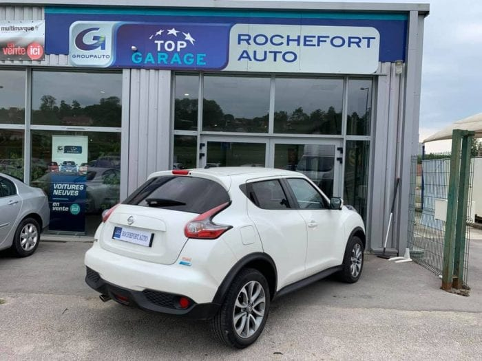 Nissan JUKE 1.5 DCI 110CH CONNECT EDITION - Image 4
