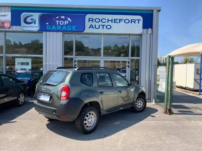 Dacia DUSTER 1.6 16V 105CH GPL AMBIANCE 4X2 - Image 4