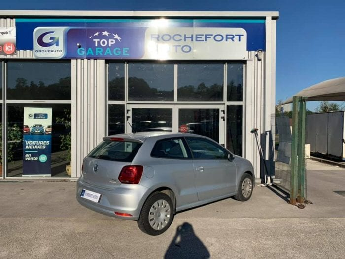 Volkswagen POLO 1.4 TDI 75CH BLUEMOTION TECHNOLOGY TRENDLINE BUSINESS 3P - Image 4