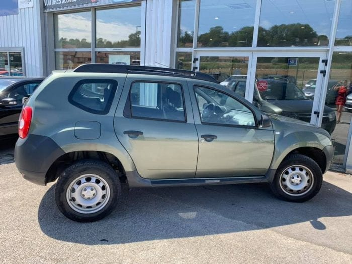 Dacia DUSTER 1.6 16V 105CH GPL AMBIANCE 4X2 - Image 5