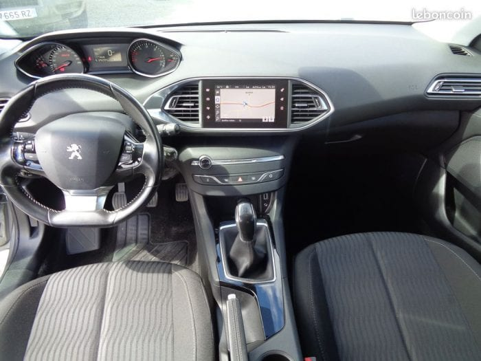 Peugeot 308 1.6 blue-hdi 100 cv active busines - Image 3