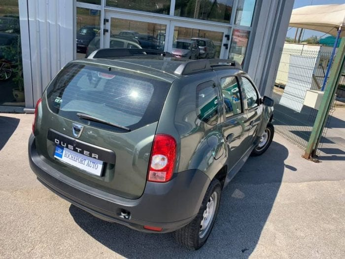 Dacia DUSTER 1.6 16V 105CH GPL AMBIANCE 4X2 - Image 6