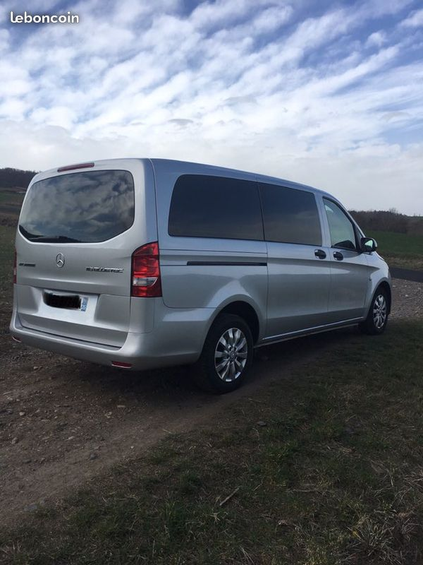 Mercedes VITO 116 CDI TOURER LONG 7G TRONIC PLUS - Image 2