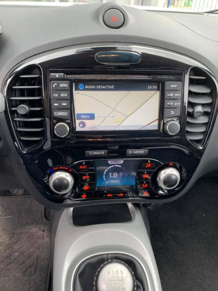 Nissan JUKE 1.5 DCI 110CH CONNECT EDITION - Image 8