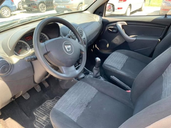 Dacia DUSTER 1.6 16V 105CH GPL AMBIANCE 4X2 - Image 9