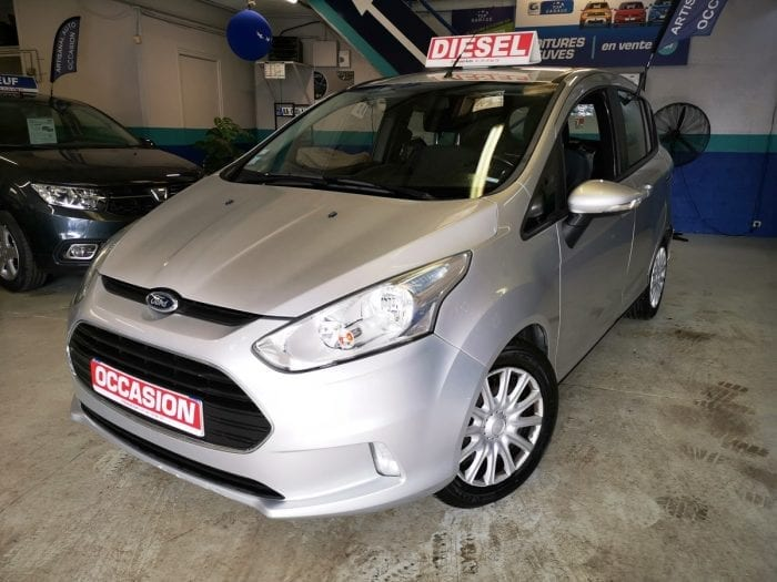 Ford b max 1.4 tdci 75 ch trend - Image 1