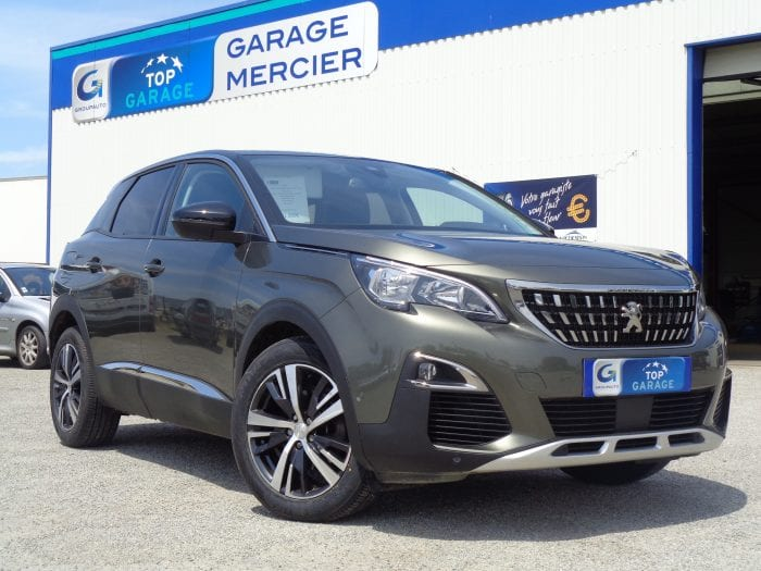 Peugeot 3008 1.6 blue hdi 120 s&s bvm6 allure - Image 1
