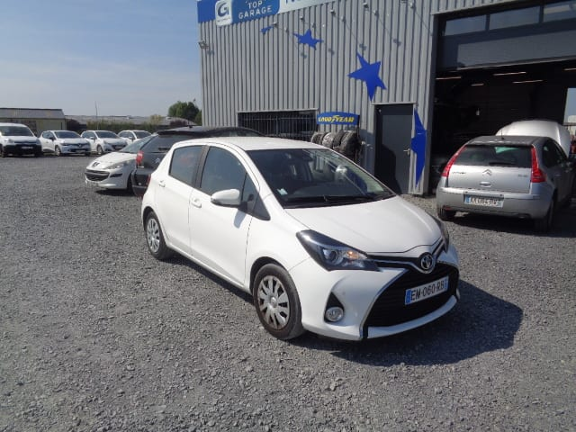 Toyota Yaris 1.4 L 90 cv D-4D DYNAMIC BUSINESS Prime conversion  - Image 1