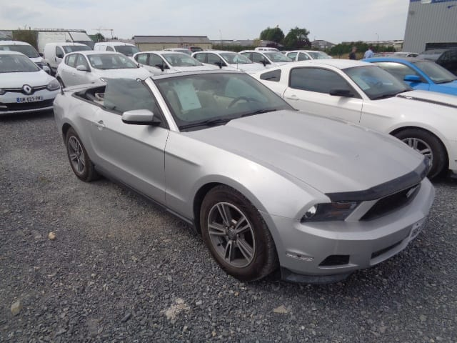 Ford Ford Mustang 3.7 V6 310 cv Décapotable - Image 1
