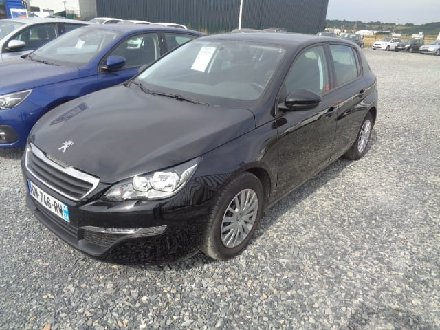 Peugeot 308 1.6 HDI 92CV 5 places BUSINESS PACK Prime conversion - Image 1