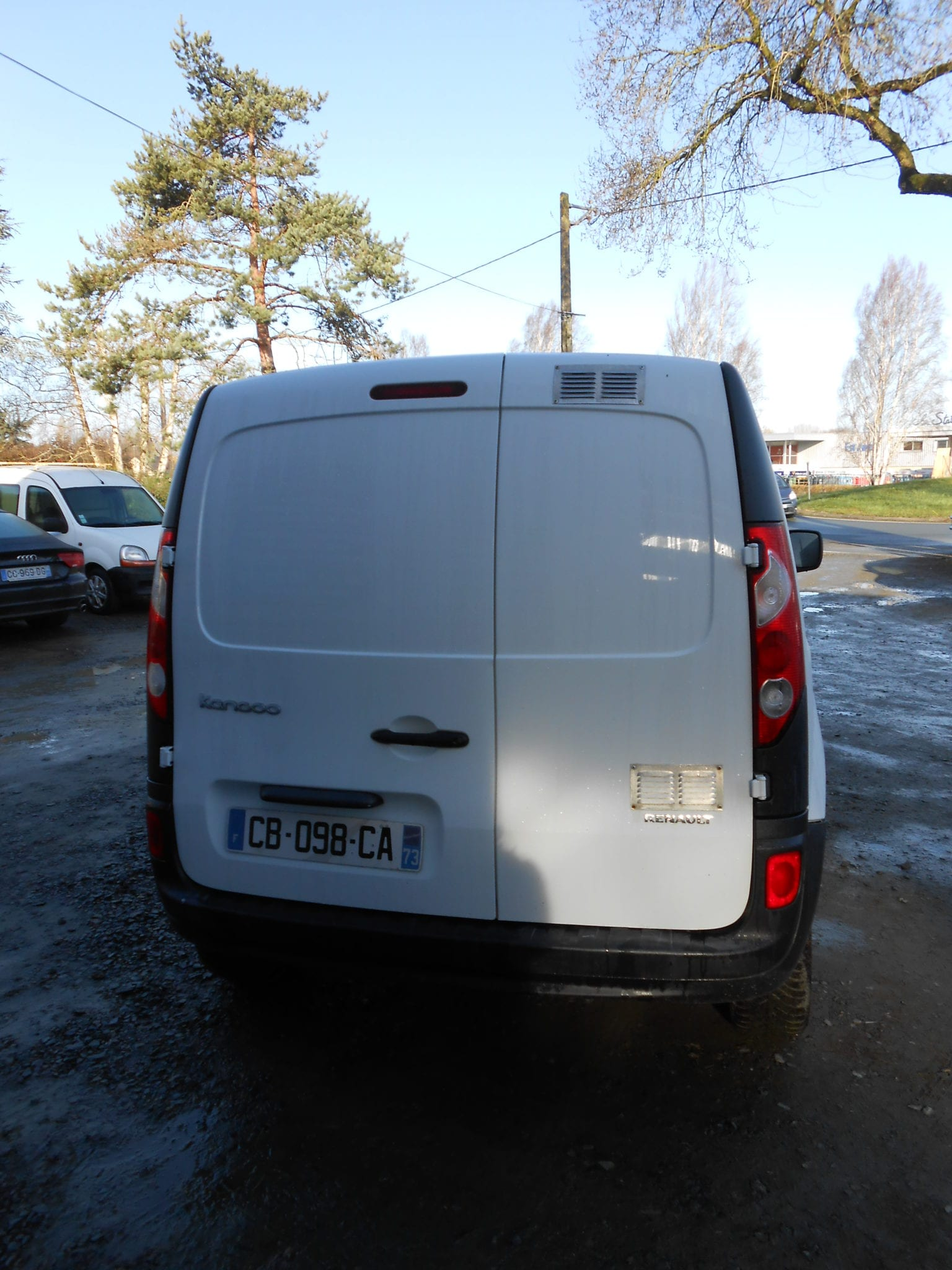 Renault KANGOO II EXPRESS DCI 70CH GRAND CONFORT - Image 4