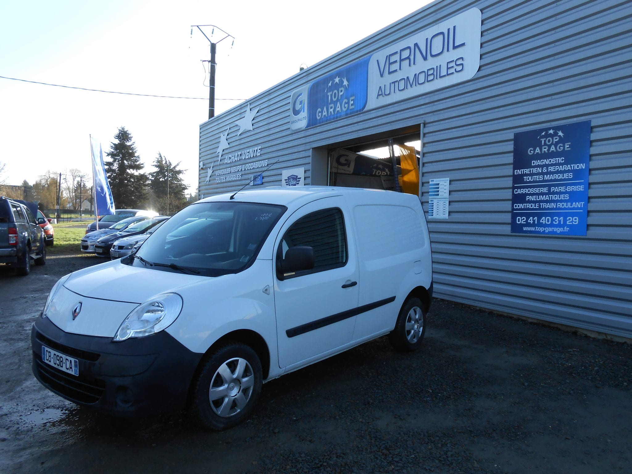Renault KANGOO II EXPRESS DCI 70CH GRAND CONFORT - Image 1