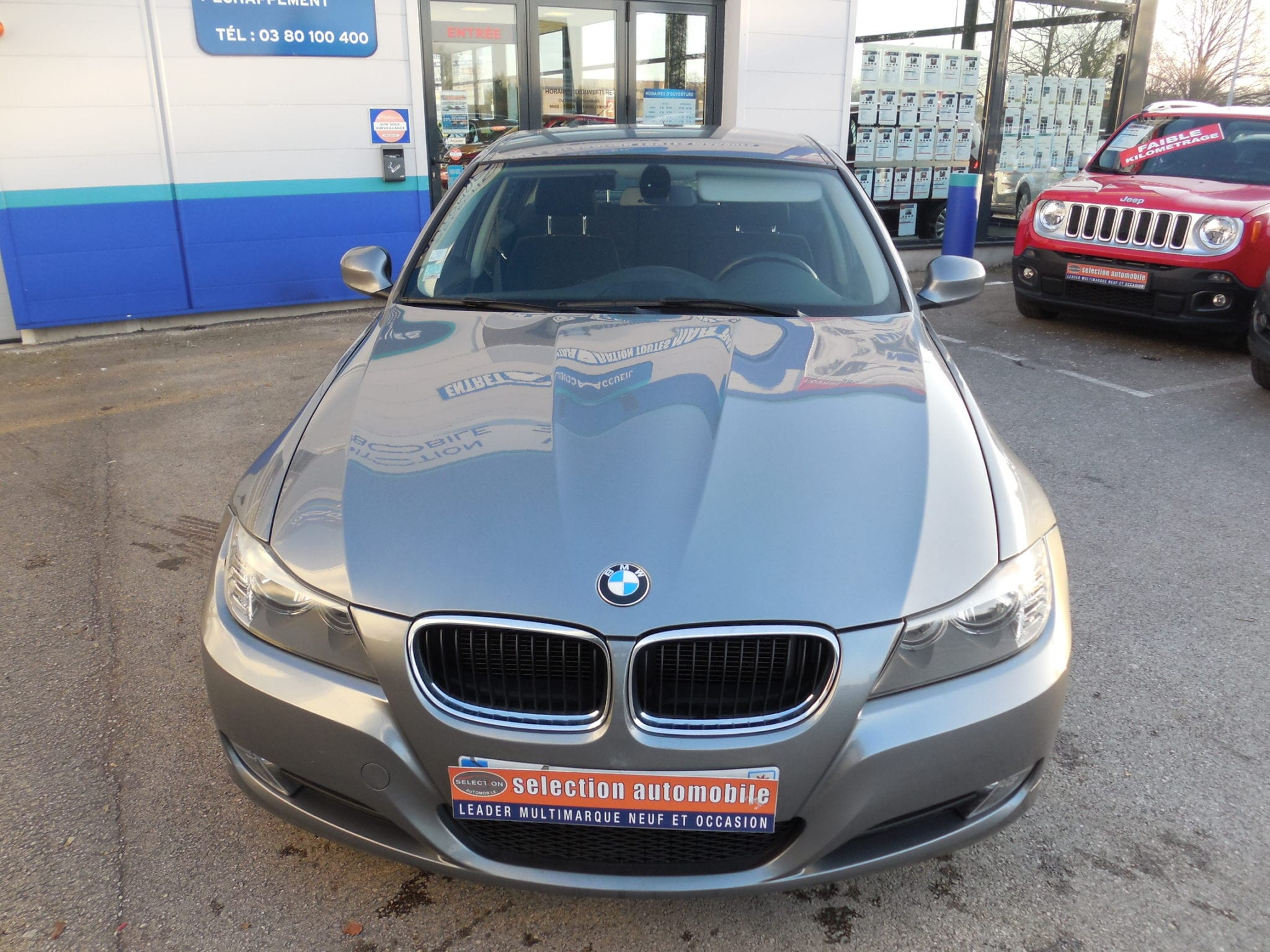 Bmw Bmw Serie 3 Edition business 184cv  - Image 1