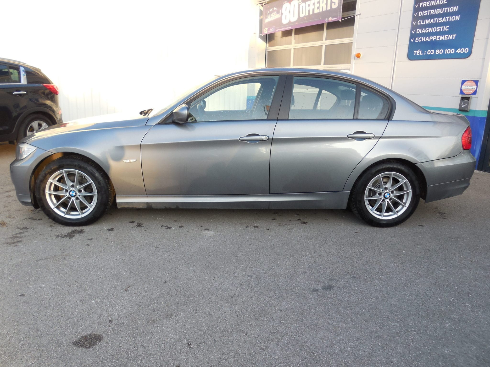 Bmw Bmw Serie 3 Edition business 184cv  - Image 2