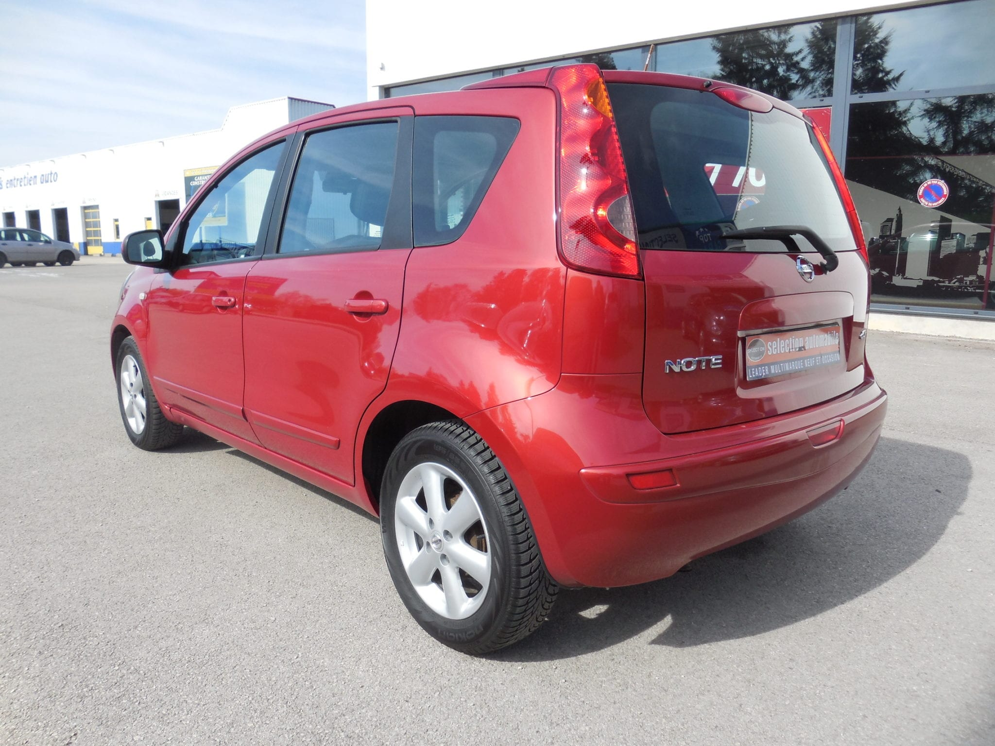 Nissan note 1.5 dci 86 - Image 3