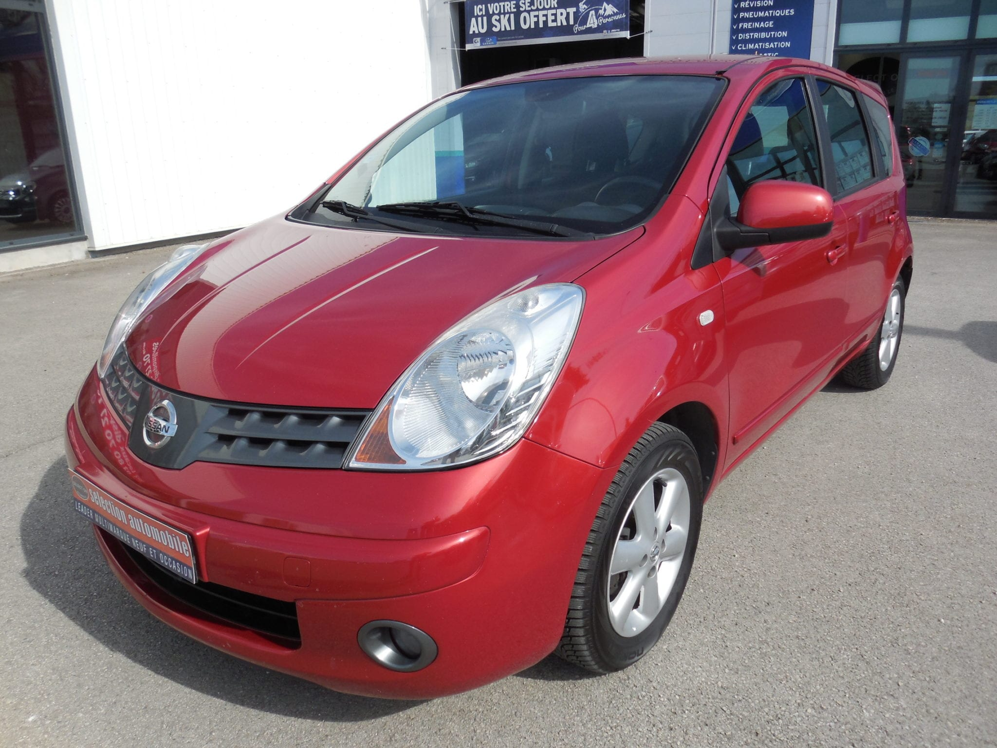 Nissan note 1.5 dci 86 - Image 1