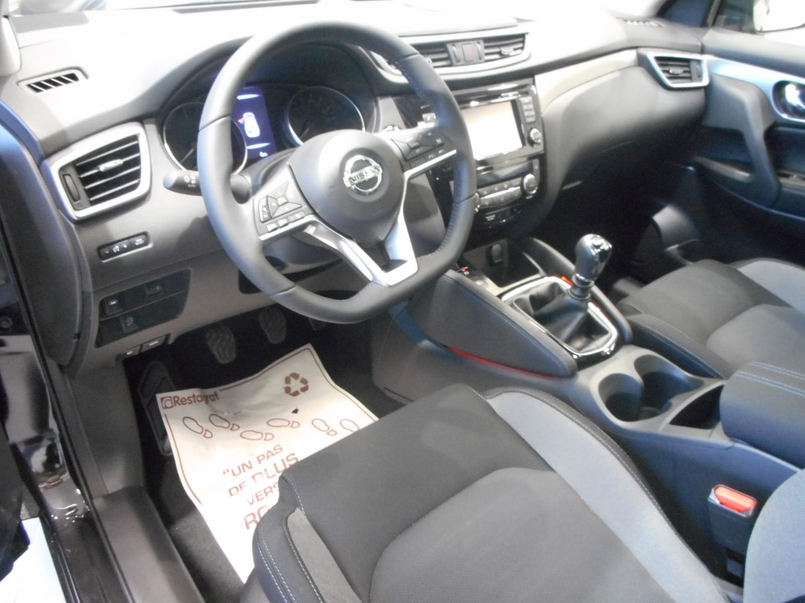 NISSAN QASHQAI 1.5 DCI 110 N CONNECTA PACK DESIGN - Image 4