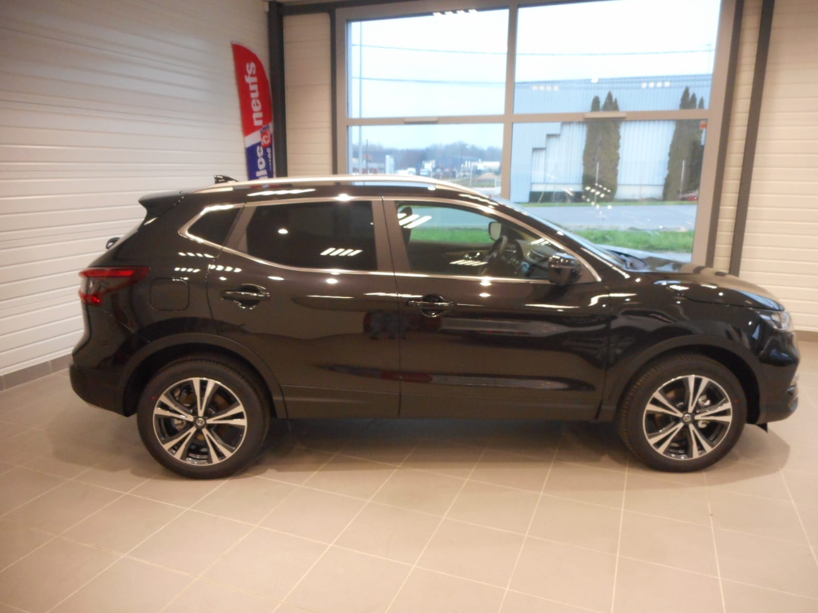NISSAN QASHQAI 1.5 DCI 110 N CONNECTA PACK DESIGN - Image 5