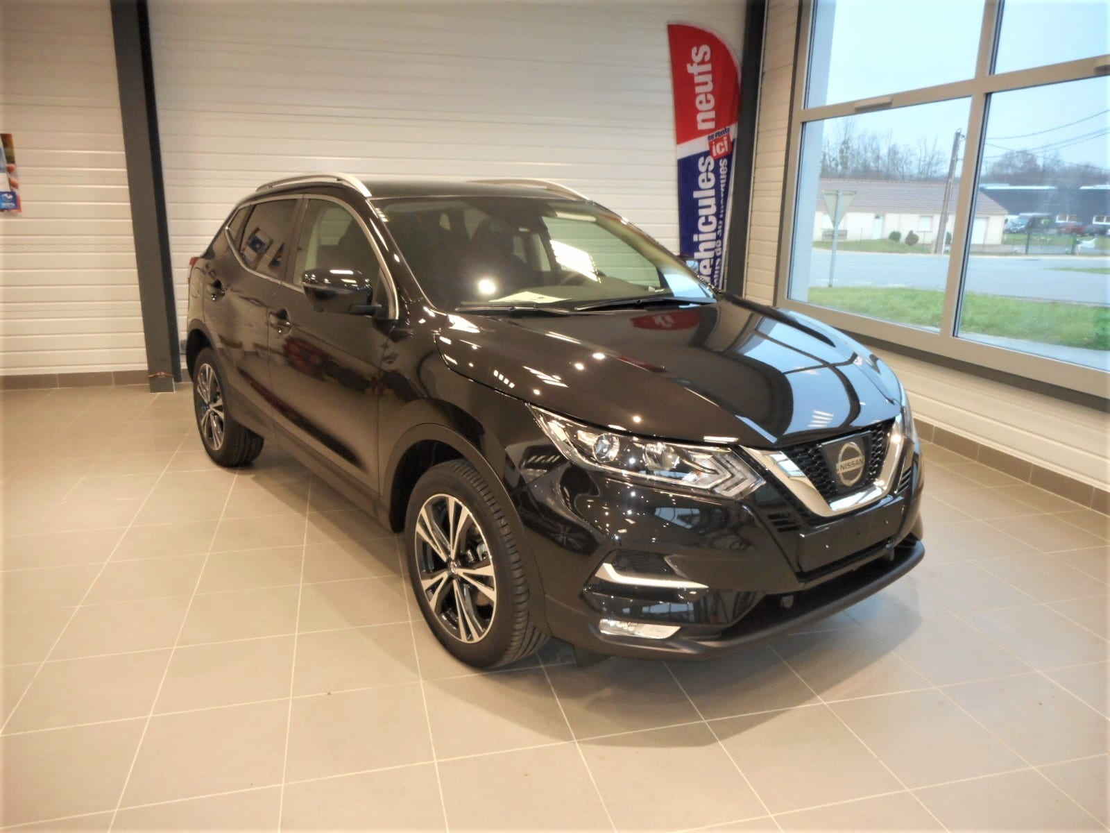 NISSAN QASHQAI 1.5 DCI 110 N CONNECTA PACK DESIGN - Image 1