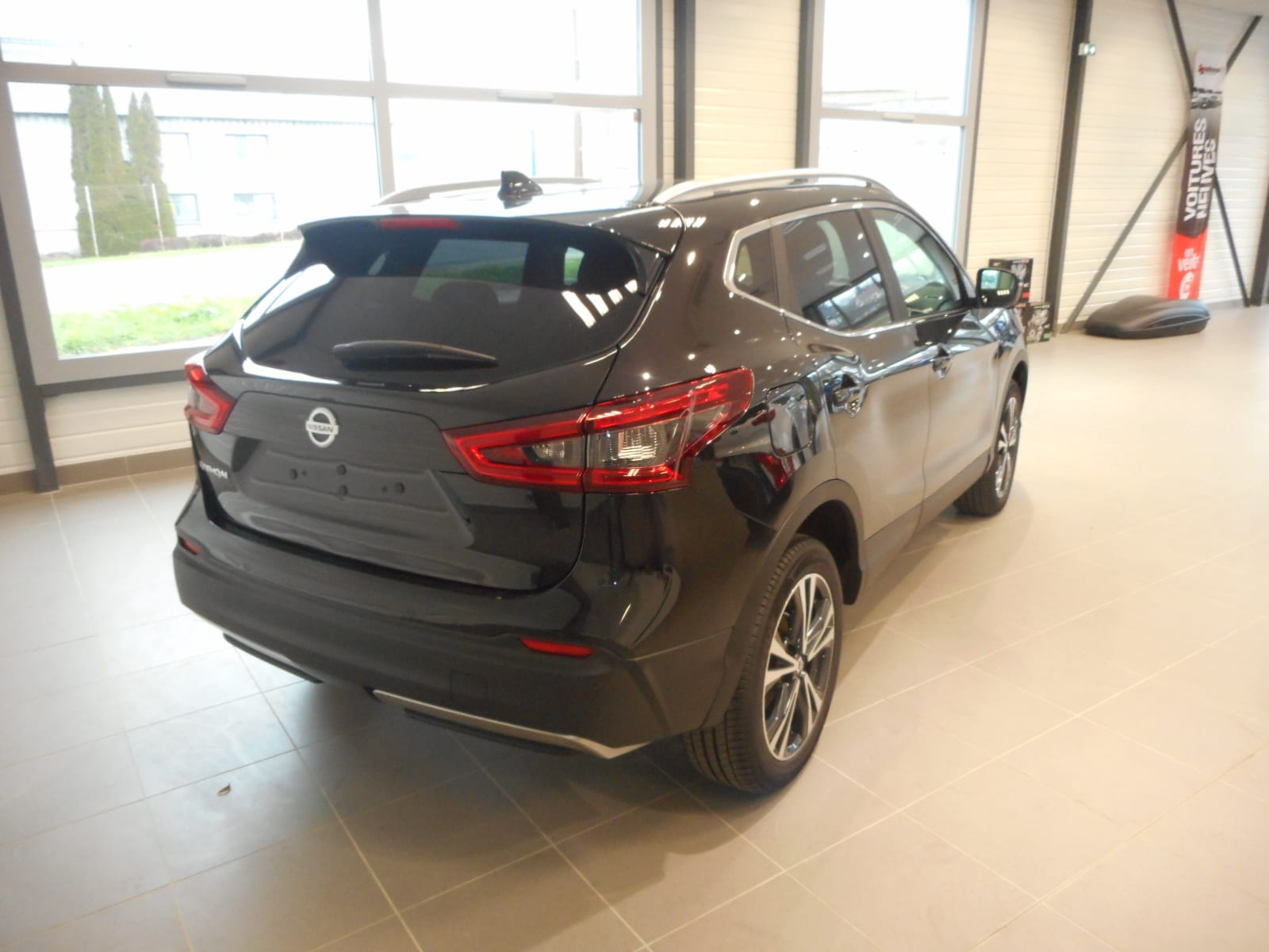 NISSAN QASHQAI 1.5 DCI 110 N CONNECTA PACK DESIGN - Image 2