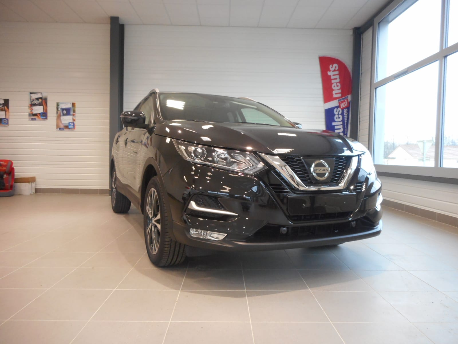 NISSAN QASHQAI 1.5 DCI 110 N CONNECTA PACK DESIGN - Image 3