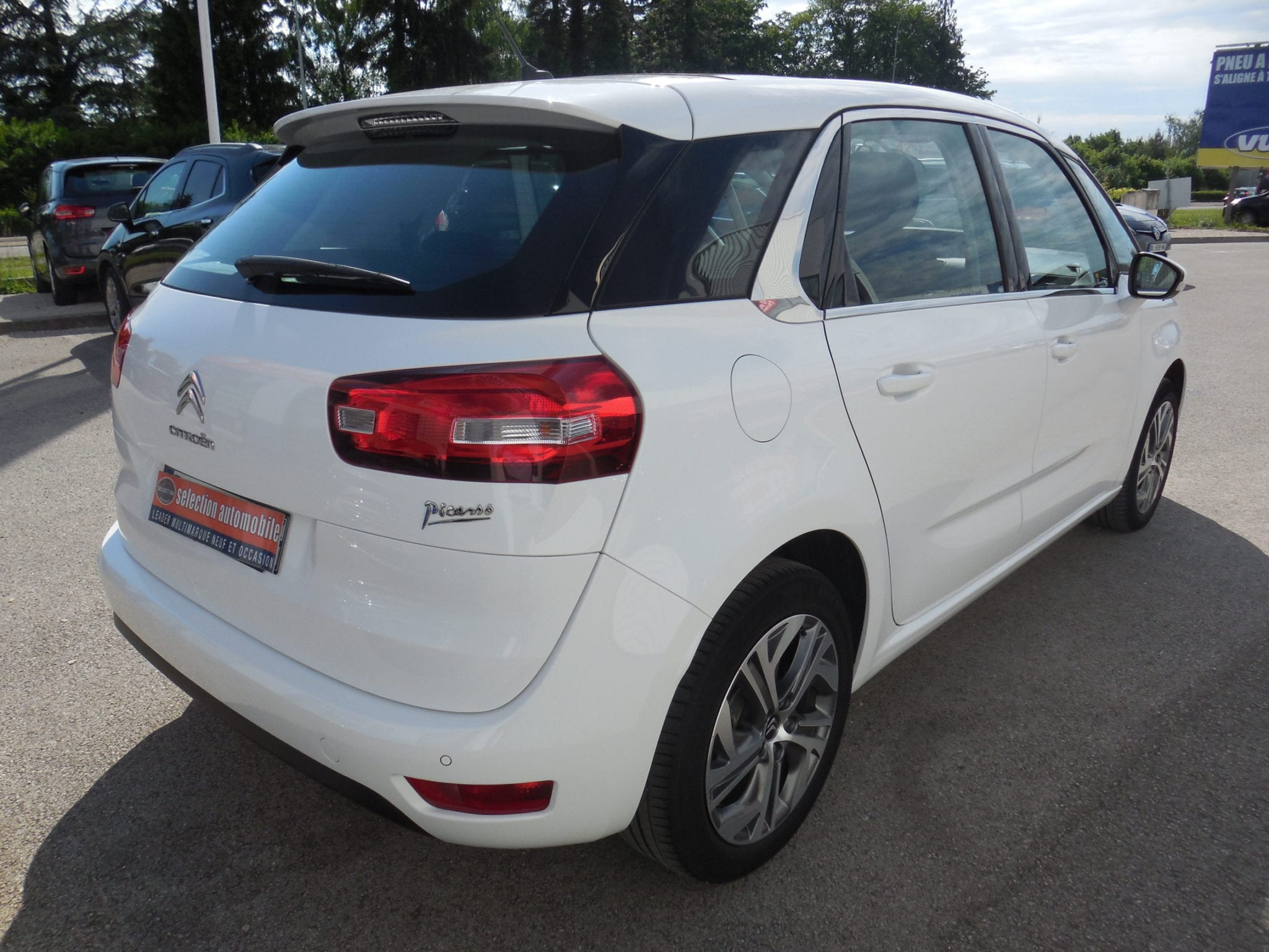 Citroen C4 Picasso COLLECTION eHDI+OPTIONS 30446 KMS  - Image 4