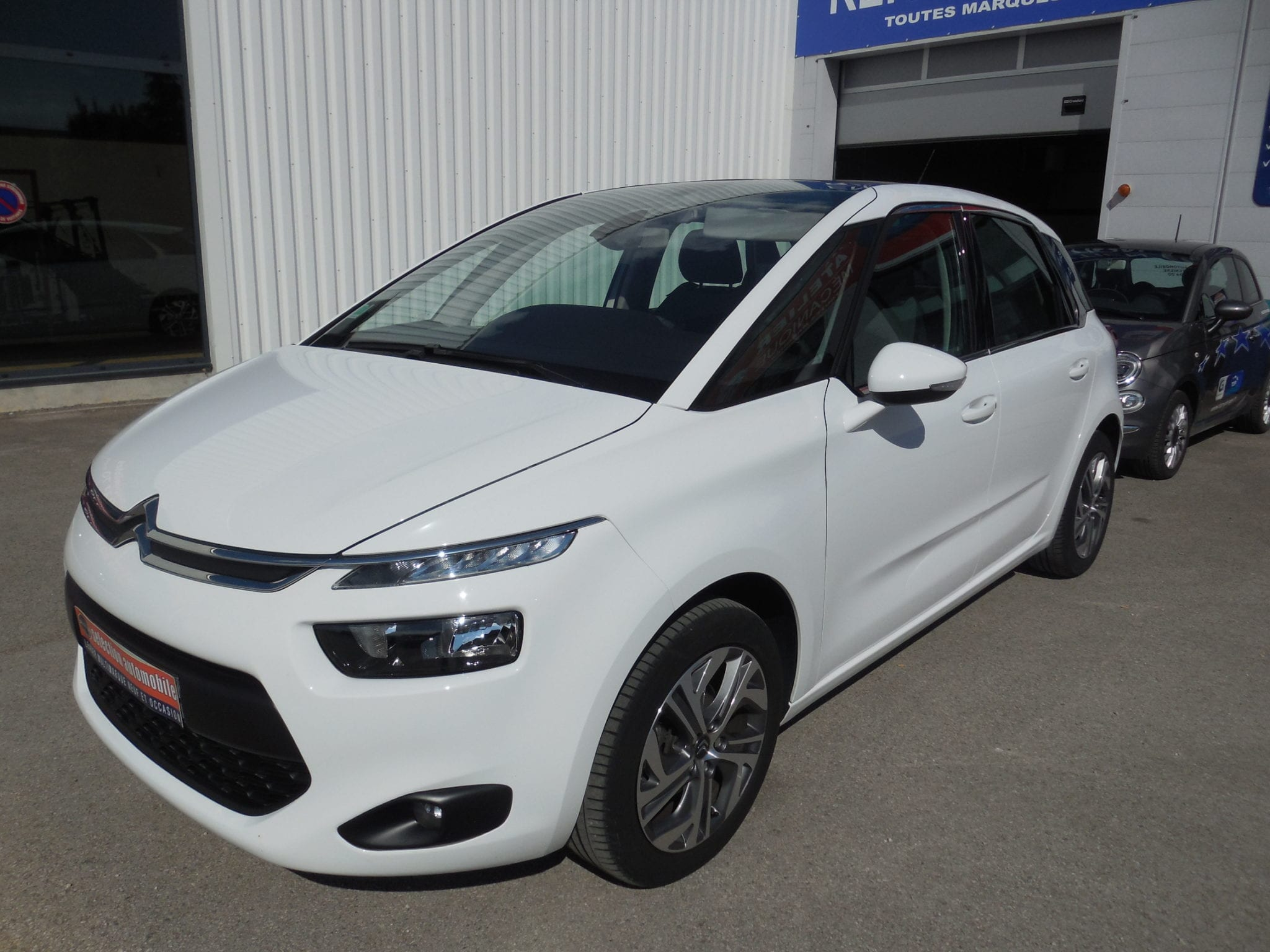 Audi C4 Picasso COLLECTION eHDI+OPTIONS 30446 KMS  - Image 1