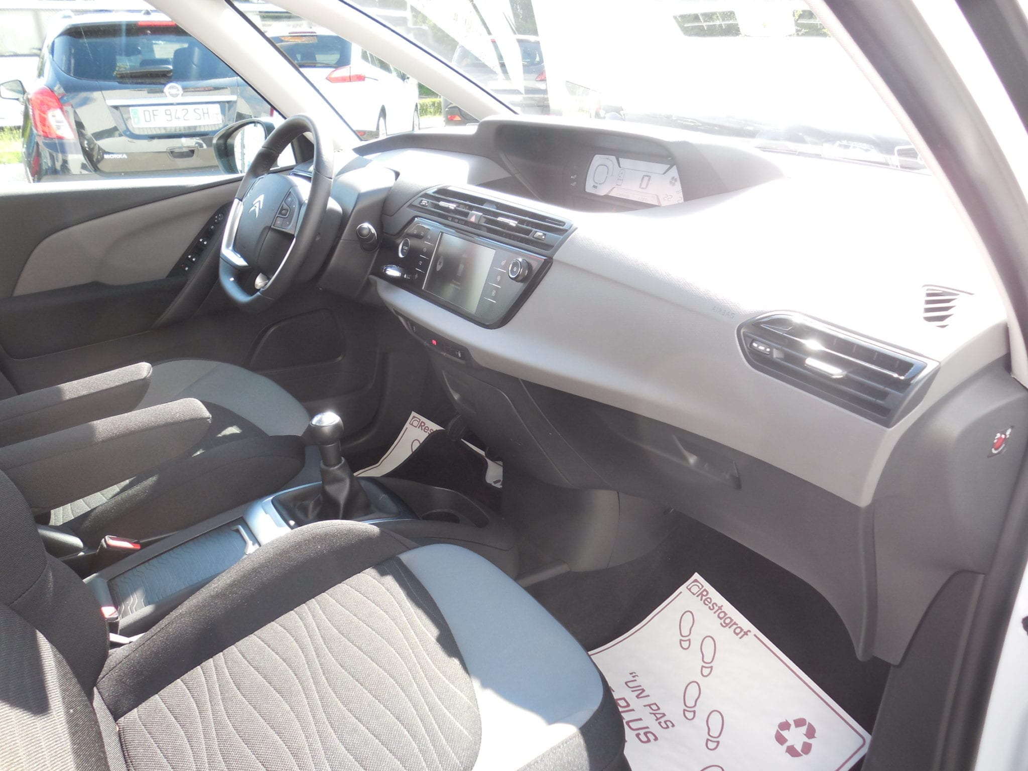 Audi C4 Picasso COLLECTION eHDI+OPTIONS 30446 KMS  - Image 3