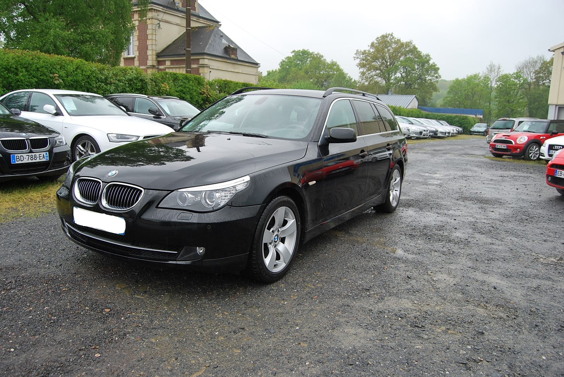 Bmw SERIE 5 TOURING 530 XDA 231 CV PACK LUXE - Image 2