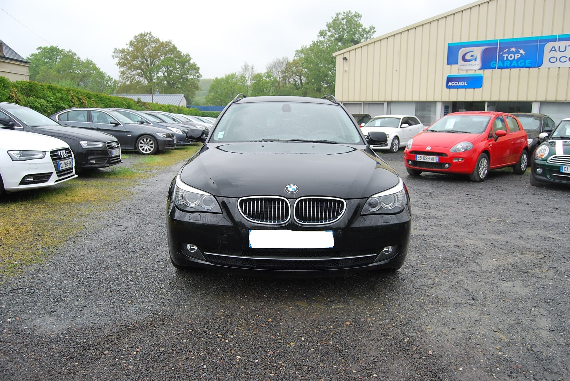 Bmw SERIE 5 TOURING 530 XDA 231 CV PACK LUXE - Image 3