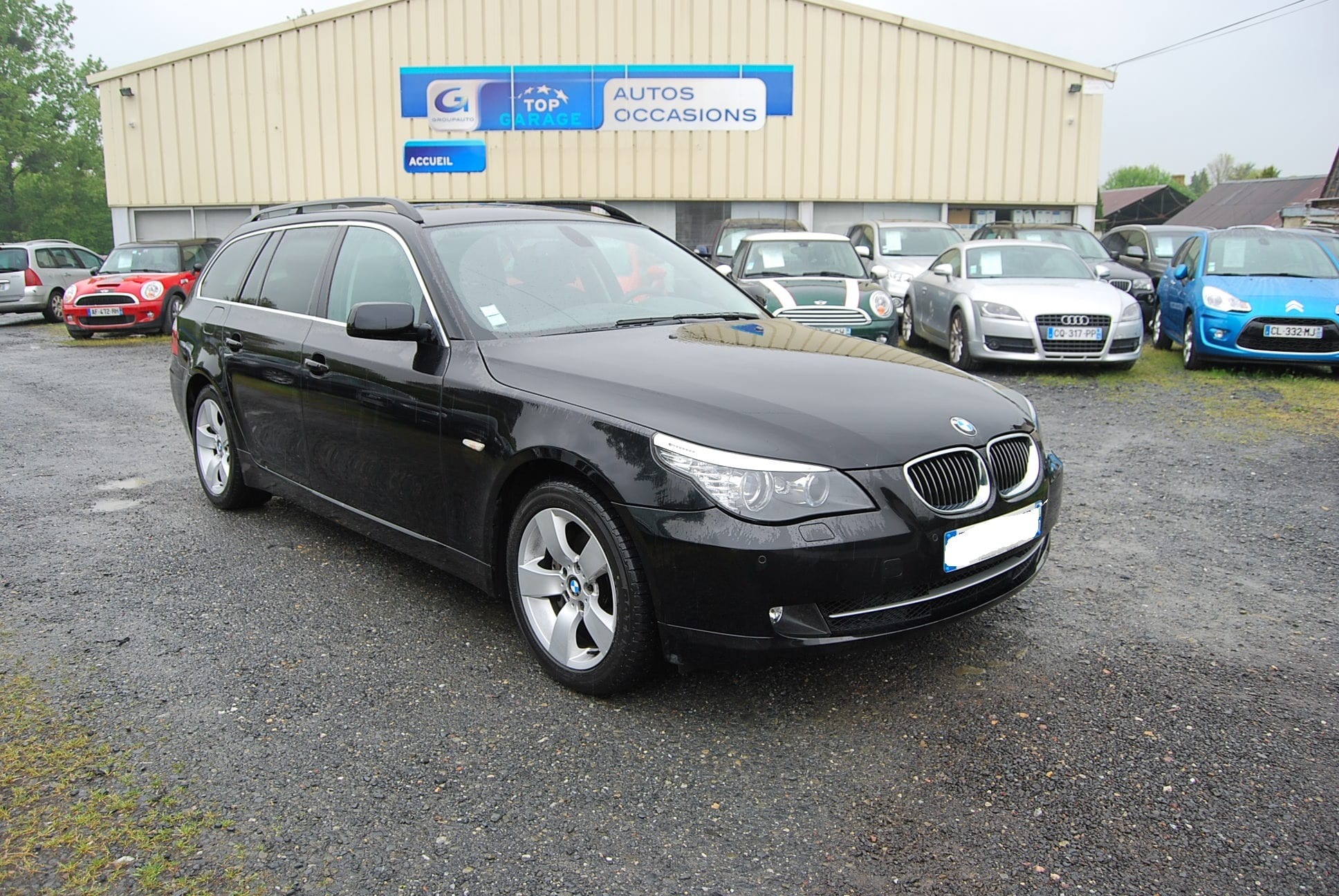 Bmw SERIE 5 TOURING 530 XDA 231 CV PACK LUXE - Image 4